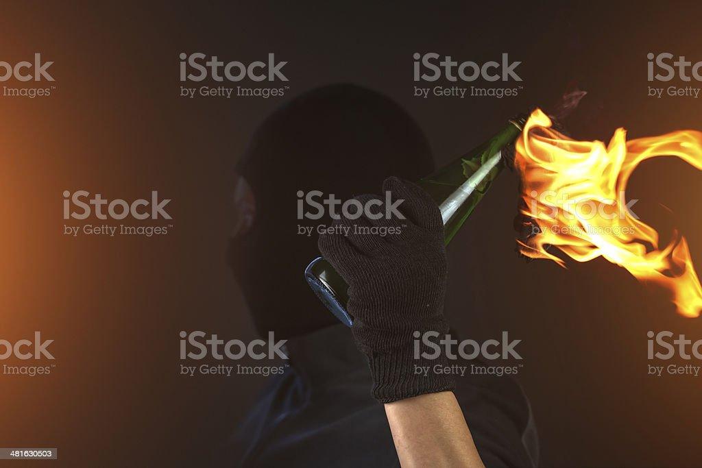 molotov stock photo
