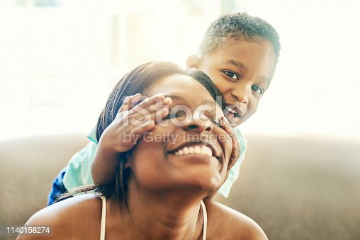 istock Mom doesn't know it's me 1140156274