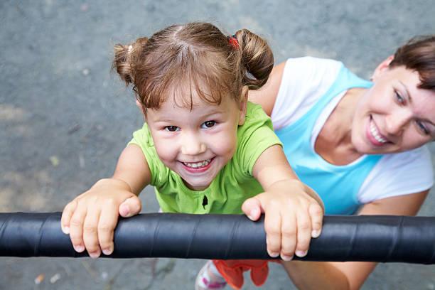 Sportliches Kind – Foto