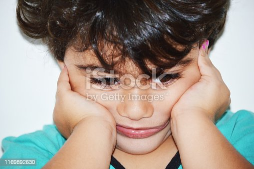 istock Mom, I don't like this type of food and I don't want to go to school tomorrow 1169892630