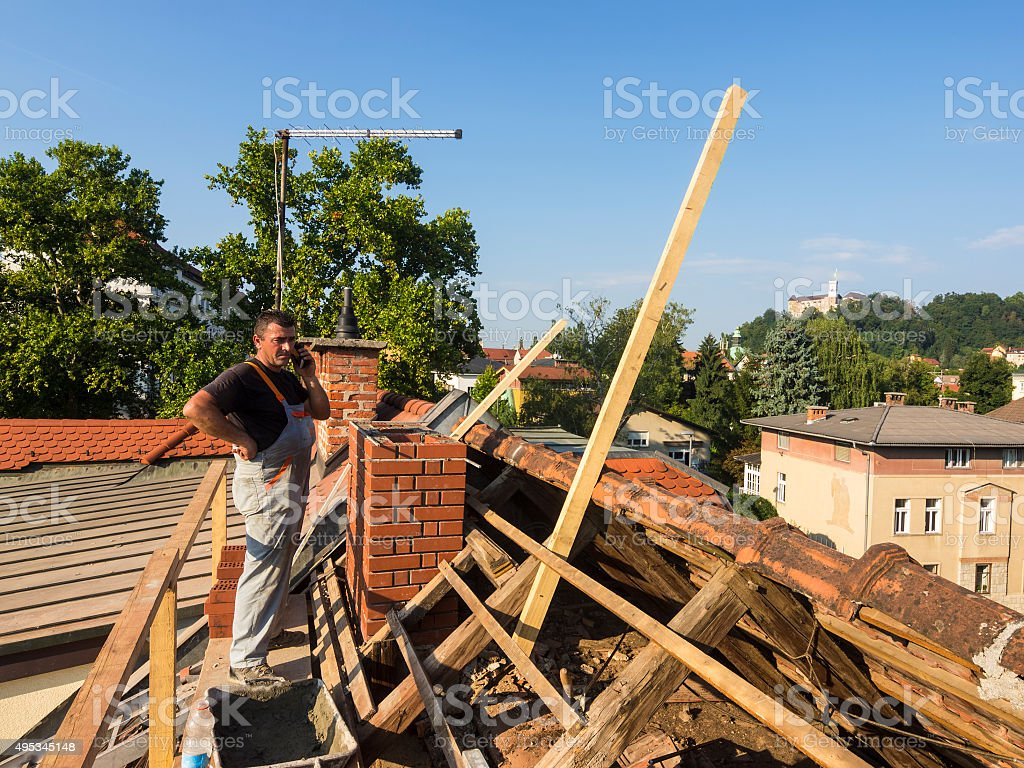 Image result for Roof Repair Company istock