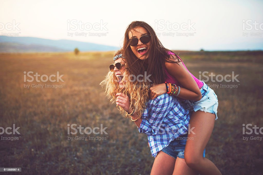 Moments That Last Forever stock photo