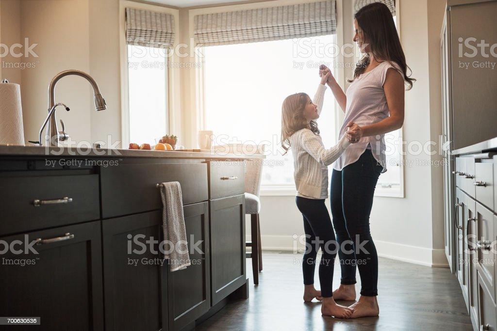Maman a les mouvements - Photo