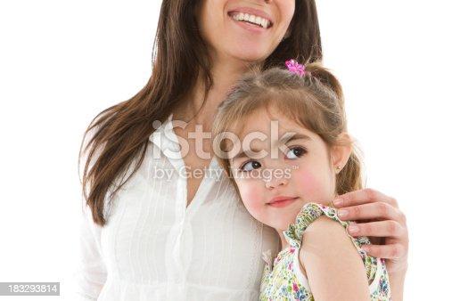 135384905 istock photo Mom's hug 183293814
