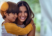 istock Mom's love, the foundation on which happy childhoods are formed 947121692