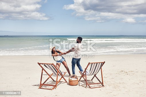 istock C'mon, let's go for a dip 1199669615