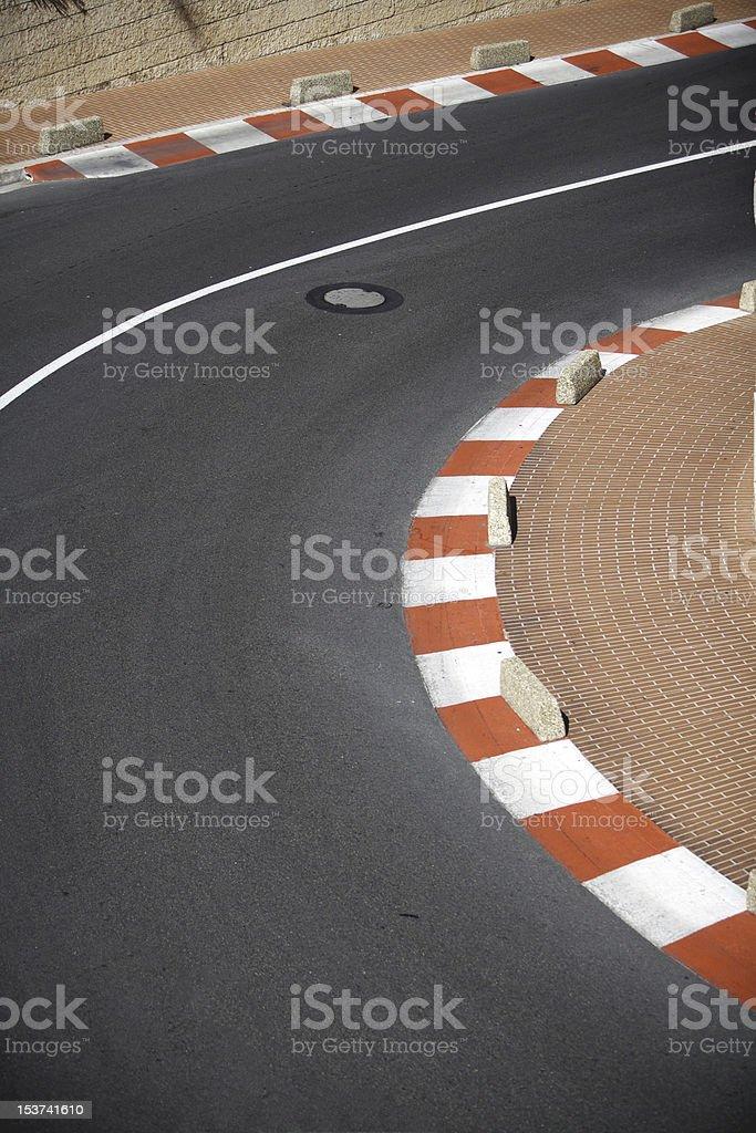 Monaco - Formula 1 stock photo
