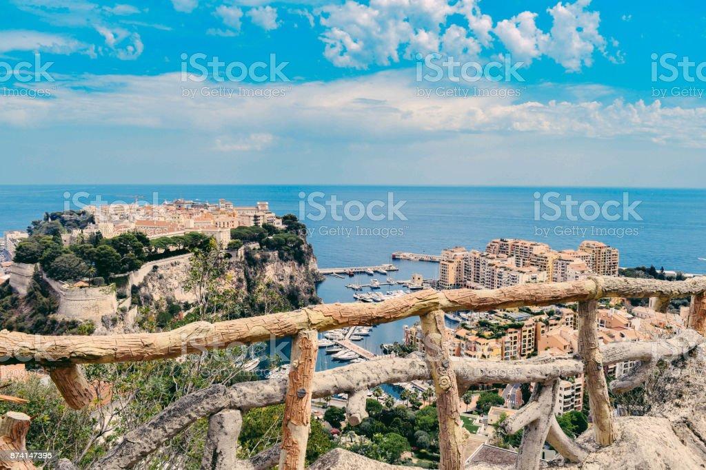 Monaco - Monte Carlo stock photo