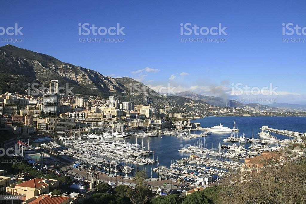 Monaco Lizenzfreies stock-foto