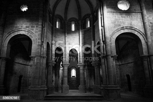 istock Monasterio B&N 536092661