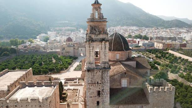 monasterio - foto de stock