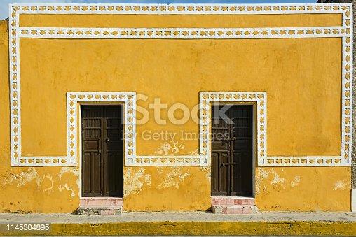 Monastery Basilica of San Antonio de Padua, Izamal, Yucatan, Mexico