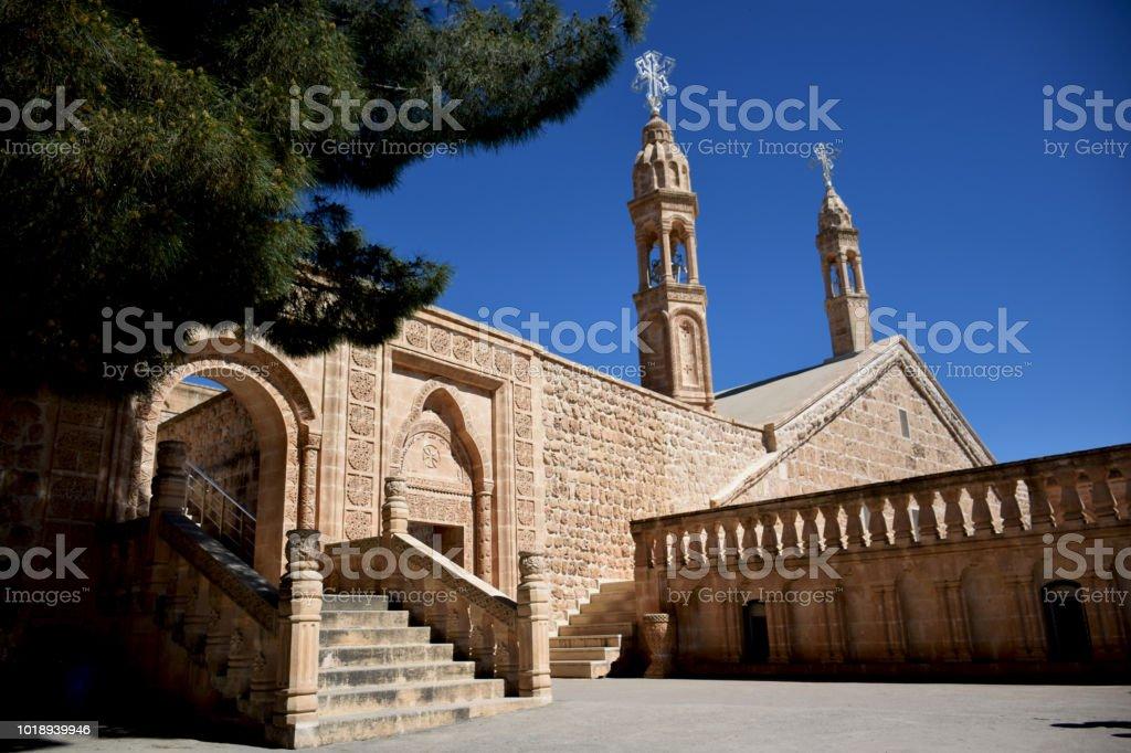 Monastère Mor Gabriel, Midyat, Turquie - Photo