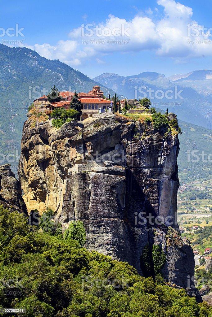 Monastery Of Holy Trinity stock photo