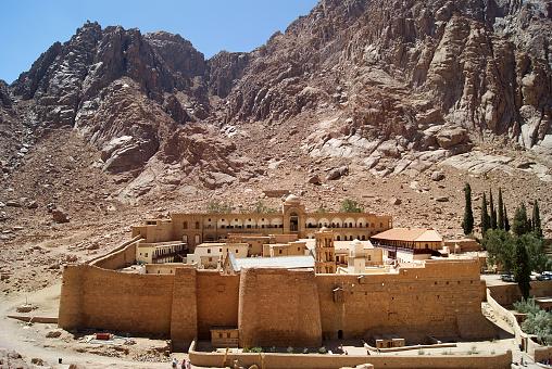 Monastery of St. Catherine, Sinai