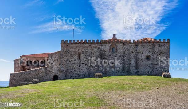 Monastery of tentudia in calera de leon extremadura spain picture id1211500304?b=1&k=6&m=1211500304&s=612x612&h=jf3nimledh zfut d9aqdoem1xovxoacozonqb5xaic=