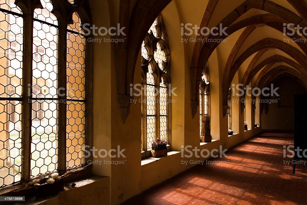 monastery - Royalty-free 2015 Stock Photo