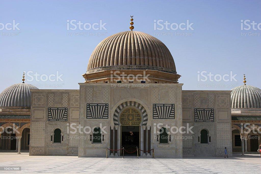 Monastir royalty-free stock photo