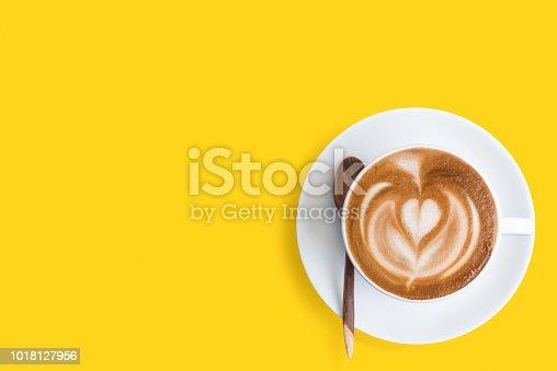 istock Monday coffee Latte 1018127956