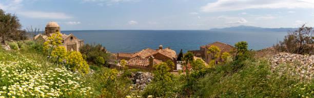 Monemvasia auf dem Peloponnes, Griechenland – Foto