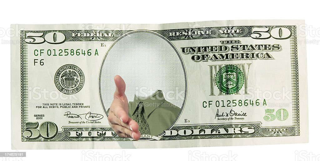 Money 3 (requested) royalty-free stock photo