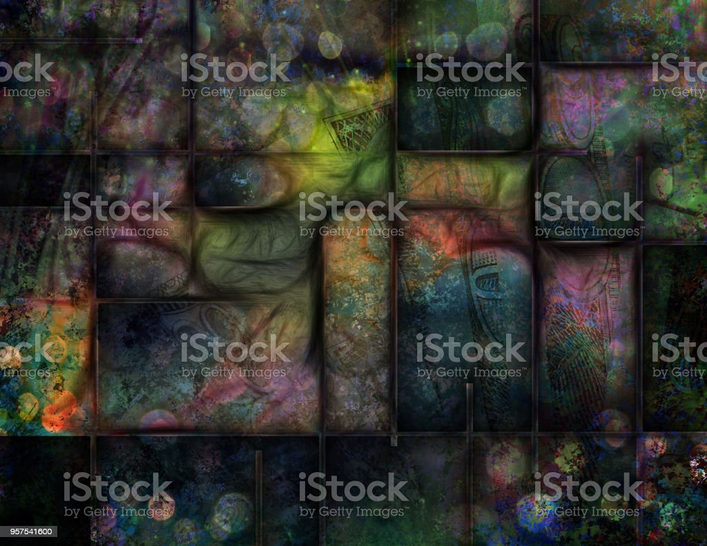Money Abstract stock photo