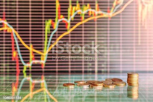 1090482098istockphoto Money and stock market graphs 1086001134