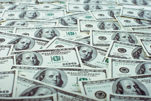 Money Background Stock Photo - Download Image Now