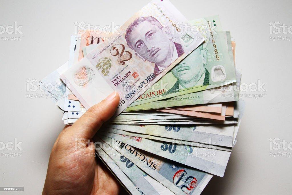 Money background royalty-free stock photo
