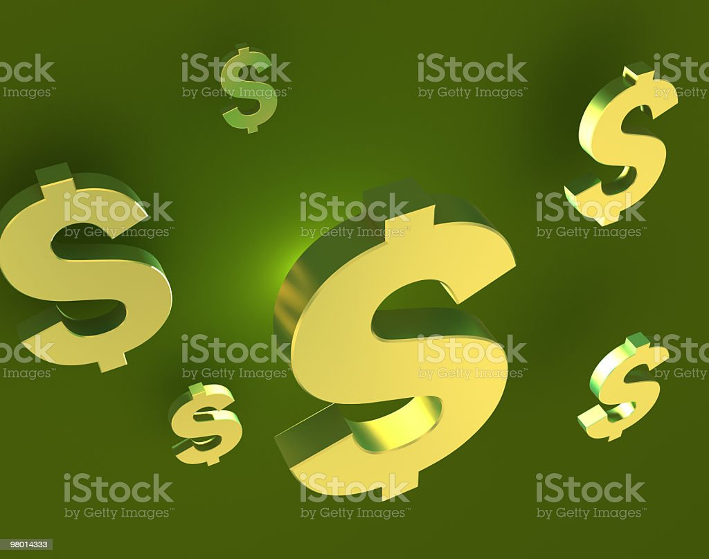 Sfondo di soldi foto stock royalty-free