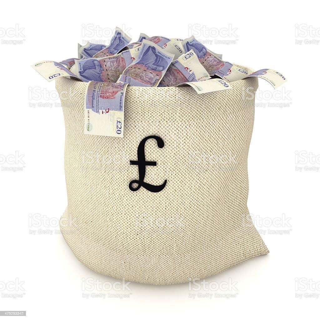 Money bag british pounds stock photo more pictures of 2015 istock money bag british pounds royalty free stock photo buycottarizona Choice Image