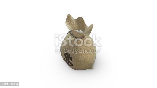 istock Money Bag Dollar 639365334