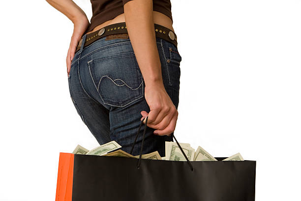 money bag - depositor stock pictures, royalty-free photos & images
