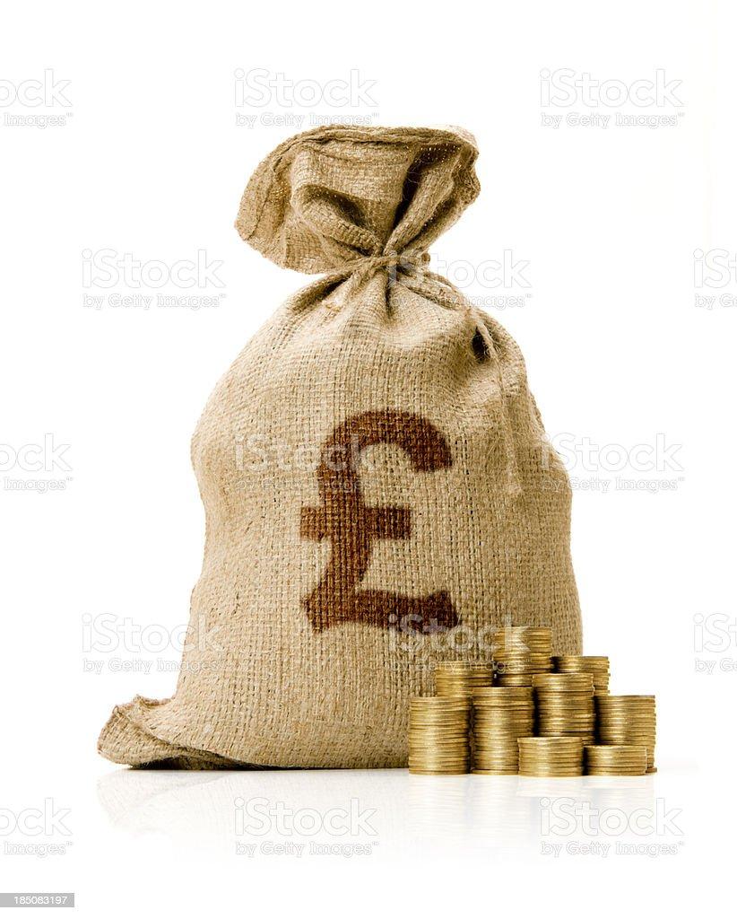 Bolsa de Dinheiro - foto de acervo