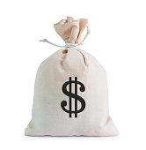 istock Money bag 941046890