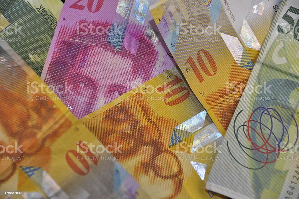 Money Bills royalty-free stock photo