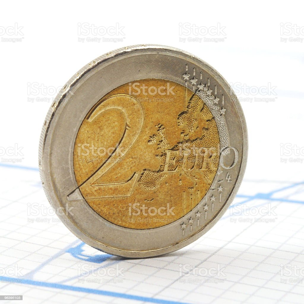 money coin - Royalty-free Analyzing Stock Photo