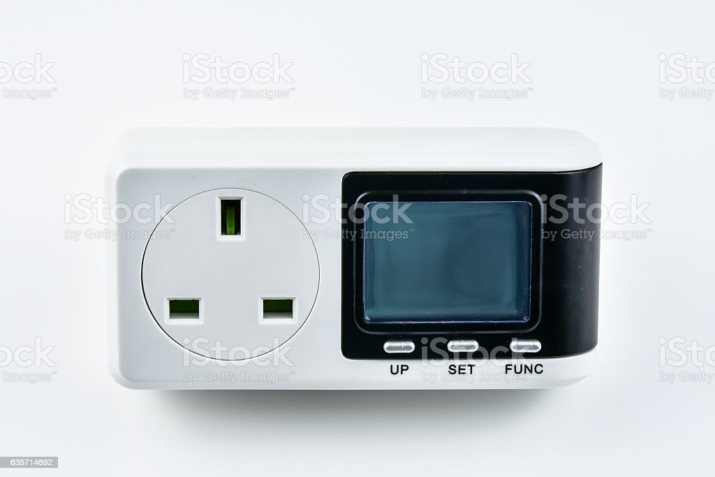 Money concept of expensive energy bill royalty-free stock photo