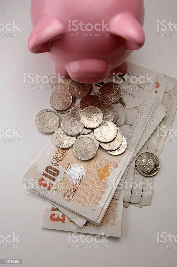money concept series royalty-free stock photo