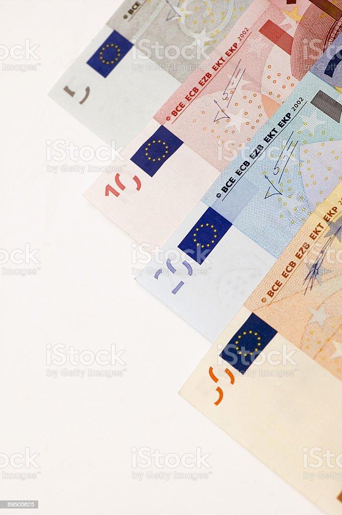 money corner royalty-free stock photo