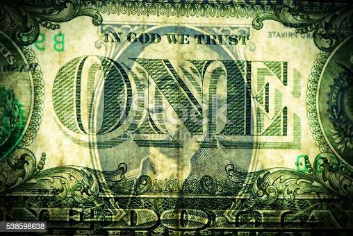 one dollars