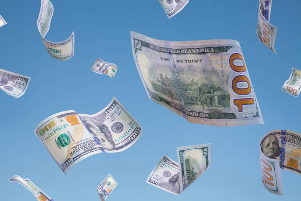 Royalty Free Money Raining Down Pictures Images And Stock Photos