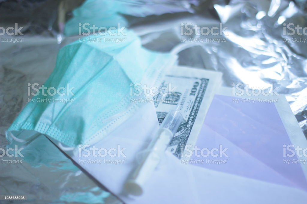 Money For Plastic Surgery Stock Photo - Download Image Now
