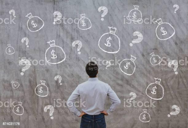 money for startup, start capital for business concept