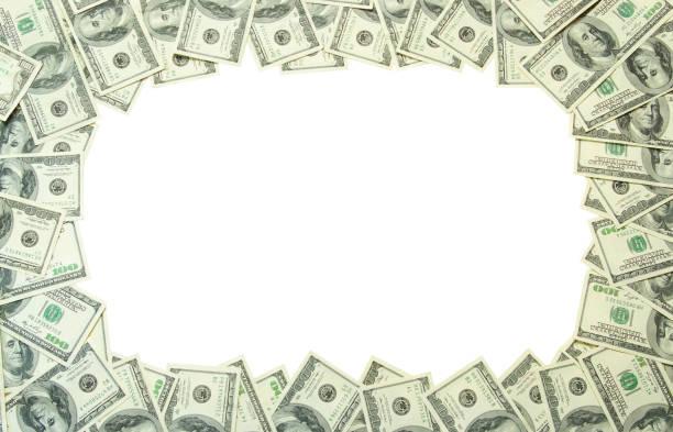 貨幣框架圖像檔