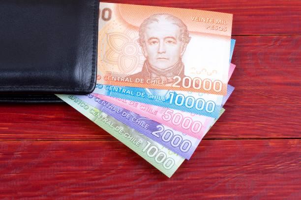 Geld aus Chile – Foto