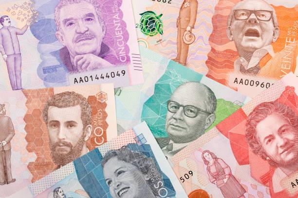 Geld aus Kolumbien, Hintergrund – Foto