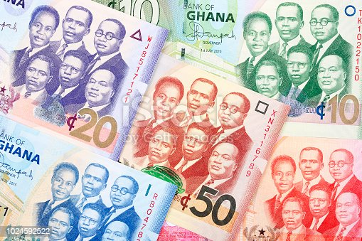 Money from Ghana, a business background