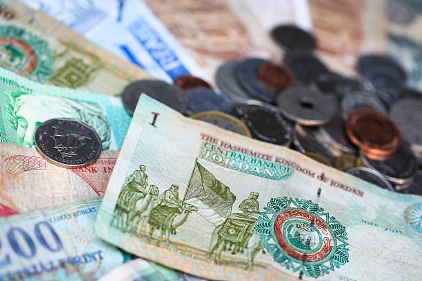 Money from Jordan