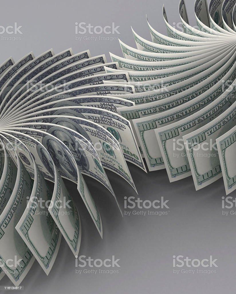 money gear royalty-free stock photo